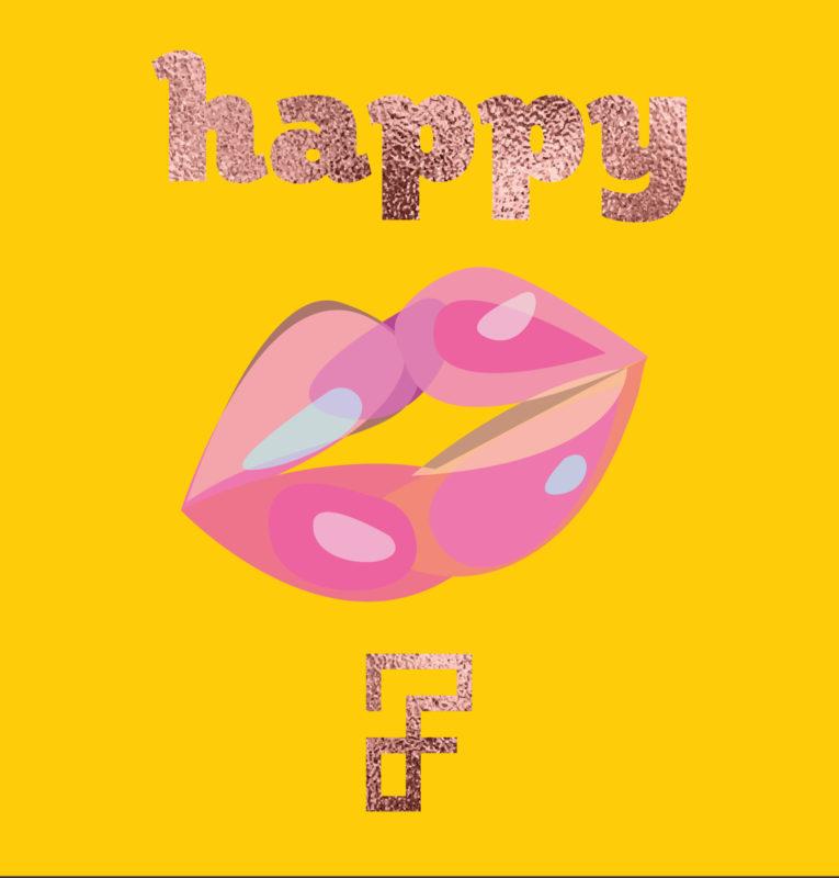 MUSIKKFARD spilleliste cover Happy