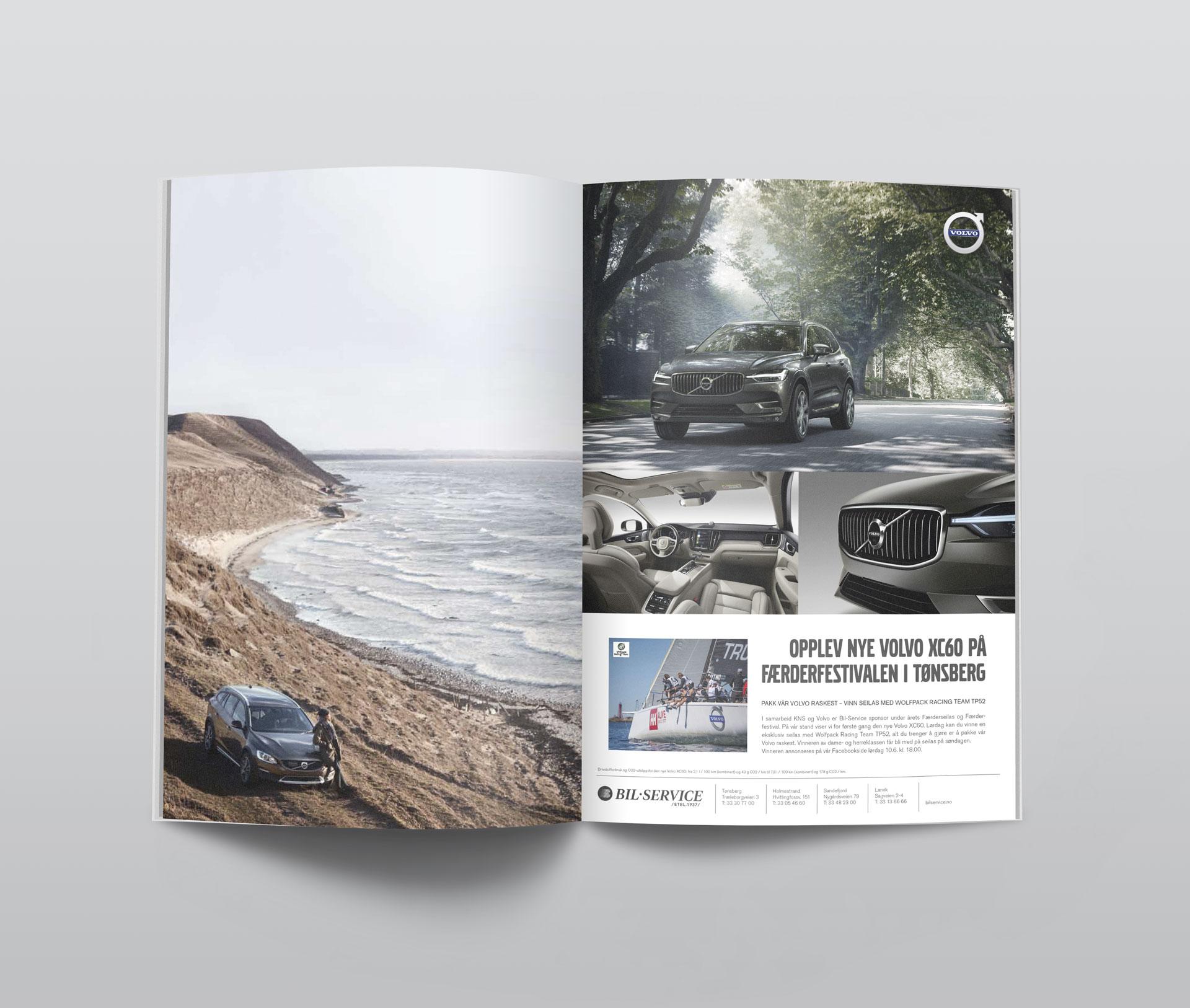 VOLVO-Færder-magazine