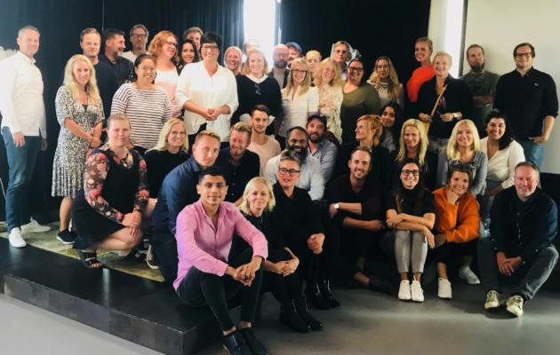 Dette er gjengen som var med på Norges første dugnad mot netthat!