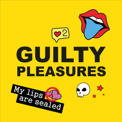 Guilty pleasure cover for spilleliste fra FÆRD