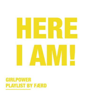 Girlpower playlist til kvinnedagen 8 mars