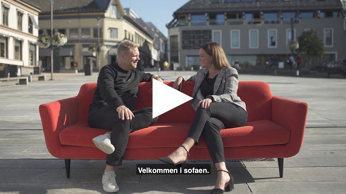 Foynkvartalet - intervju i sofaen