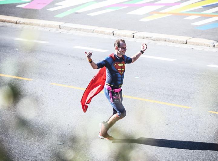 Caspar Rieber-Mohn aka Supermann