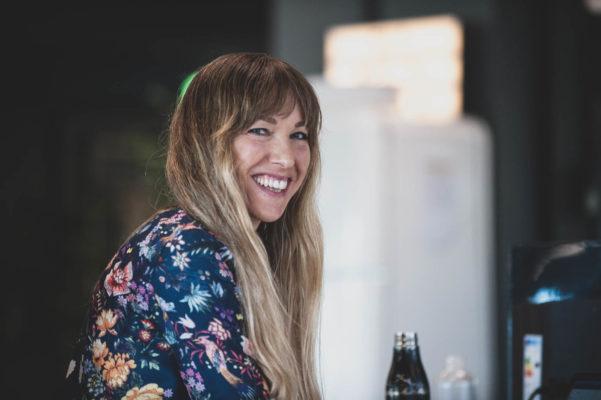 Marianne Rosenlund Hegg i Færd