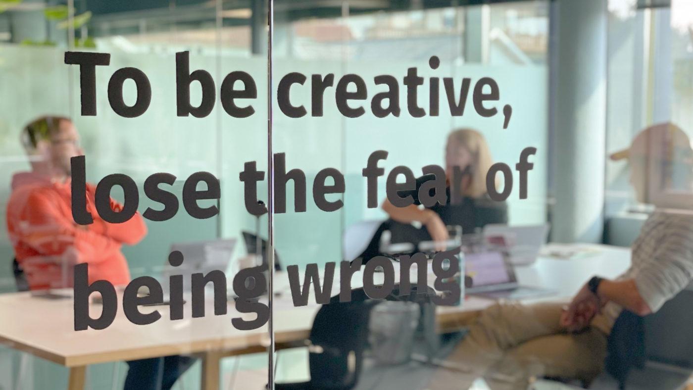 Kreativ prosess og ideprosesser